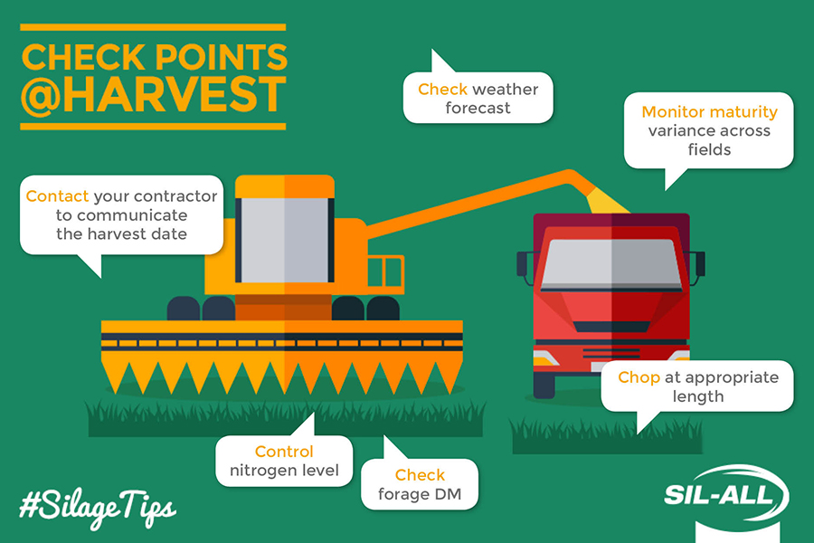 Tips for creating quality silage @Harvest