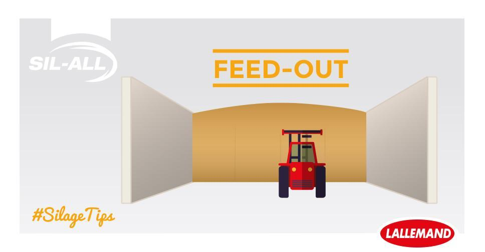 Silage tips: The DO'S and DON'T'S at feed-out