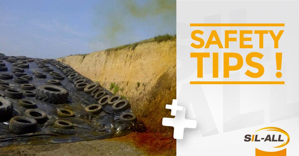 Safety tips/ Silo Gas