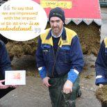 Farmer's talk : Adrian Douglas